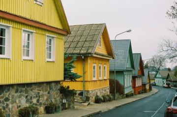 Lietuviai kviečiami atrasti architektūrinius perlus. Unsplash nuotr.