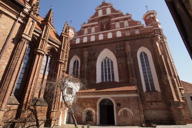 Šv. Pranciškaus Asyžiečio (Bernardinų) bažnyčia ir vienuolynas Vilniuje