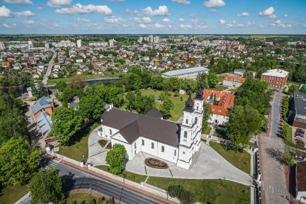 Šv. arkangelo Mykolo bazilika ir marijonų vienuolynas Marijampolėje