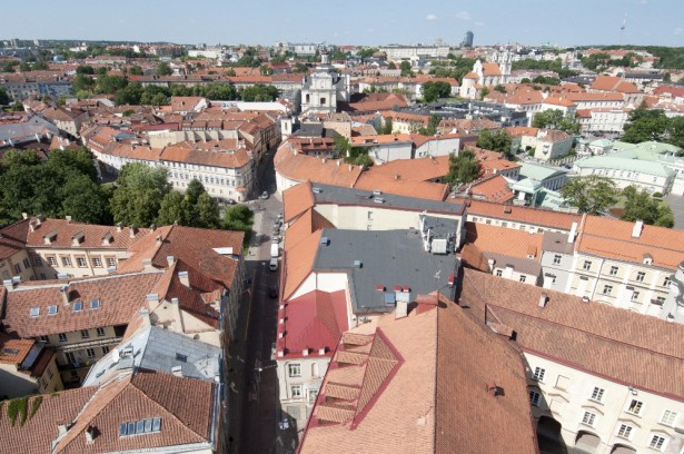 Šv. Jonų bažnyčios Vilniuje varpinė