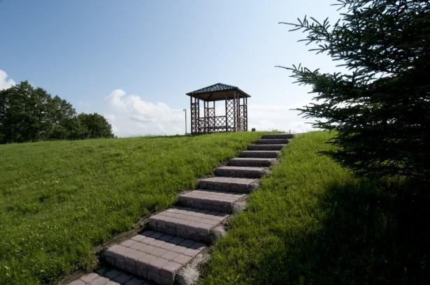 Ilgio ežero pakrantė Pivašiūnuose, Alytaus r.