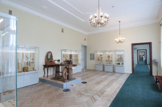 Palangos gintaro muziejus ir botanikos