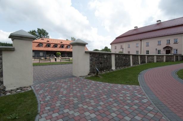 Liškiavos bažnyčios ir vienuolyno architektūrinis ansamblis