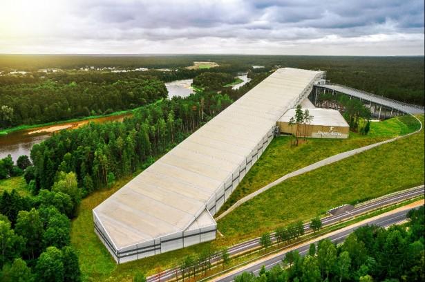 """Uždaras slidinėjimo kompleksas """"Snow arena"""" Druskininkuose"""