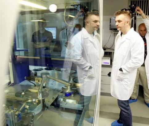 """Blue-ray diskų gamybos linija UAB """"Bod Group"""""""