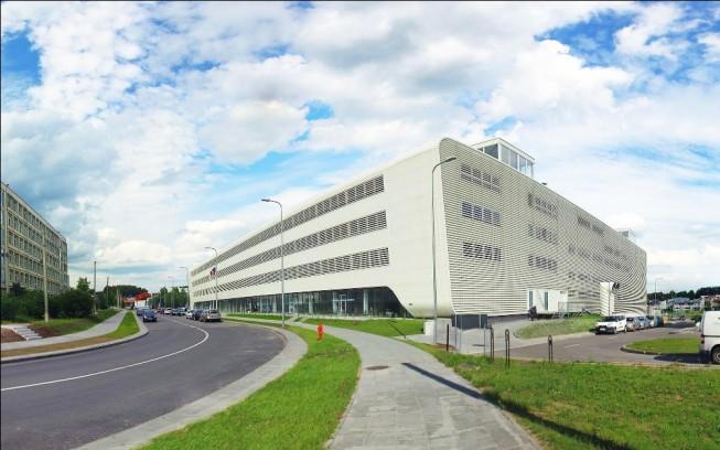 "UAB ""Baltic Optical Dimension"" gamykla Vilniuje"
