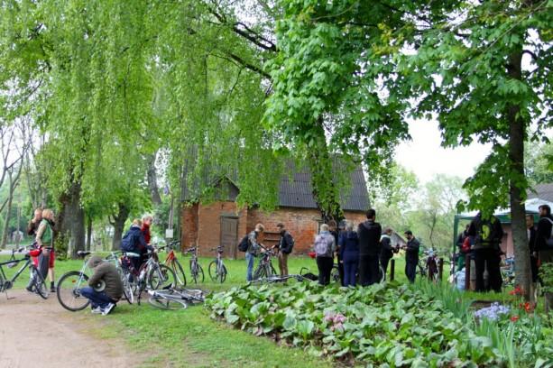 Dviračių žygis palei Nemuną 2014-05-10