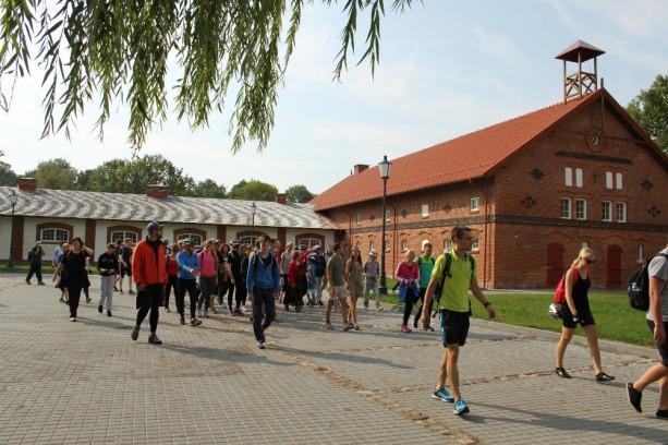 Dviračių žygis Mažojoje Lietuvoje ir Žemaitijoje2014-09-13
